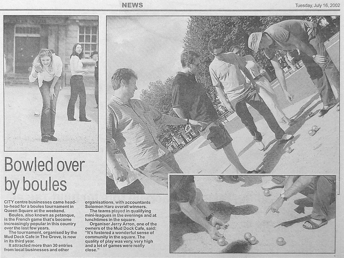 Boules article, 2002