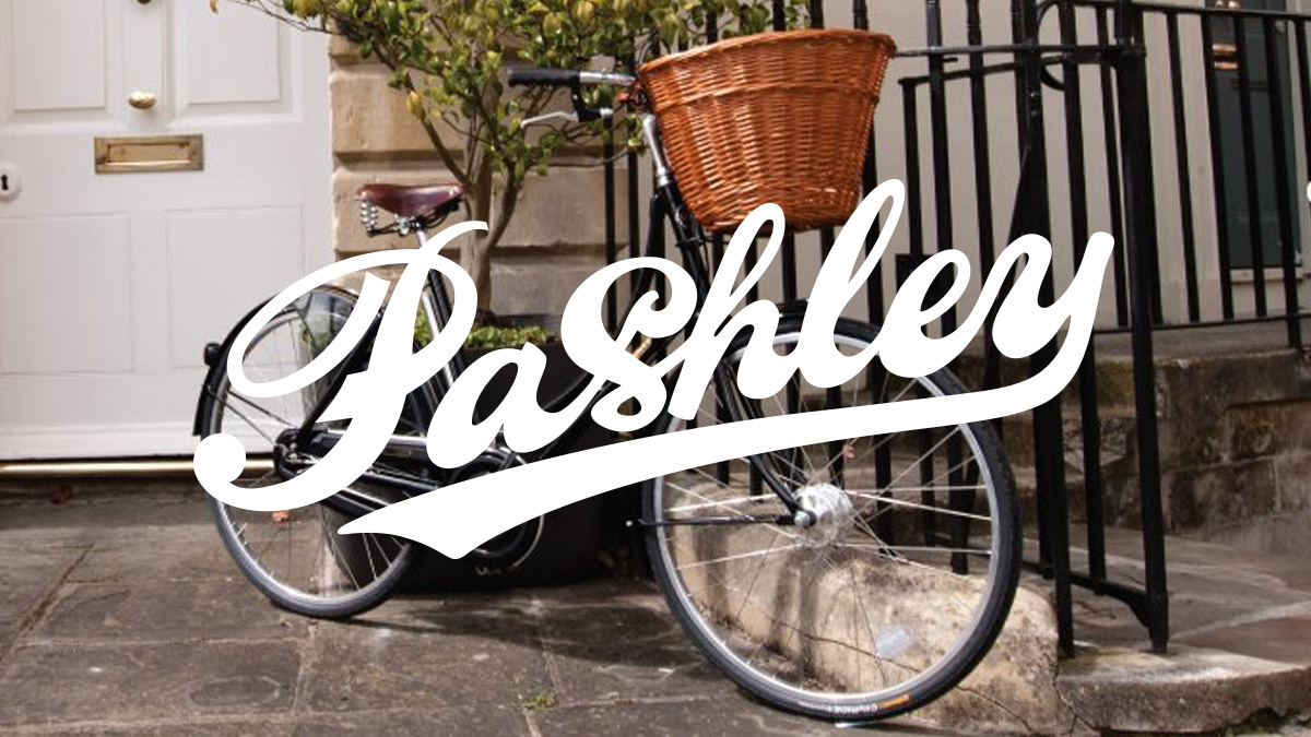 Pashley bikes at Mud Dock, Bristol