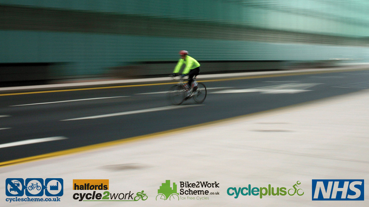 Cycle-to-work scheme at Mud Dock