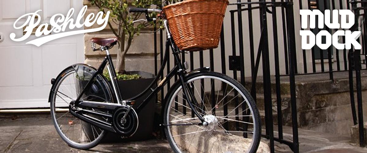Pashley bikes at Mud Dock, Bristol