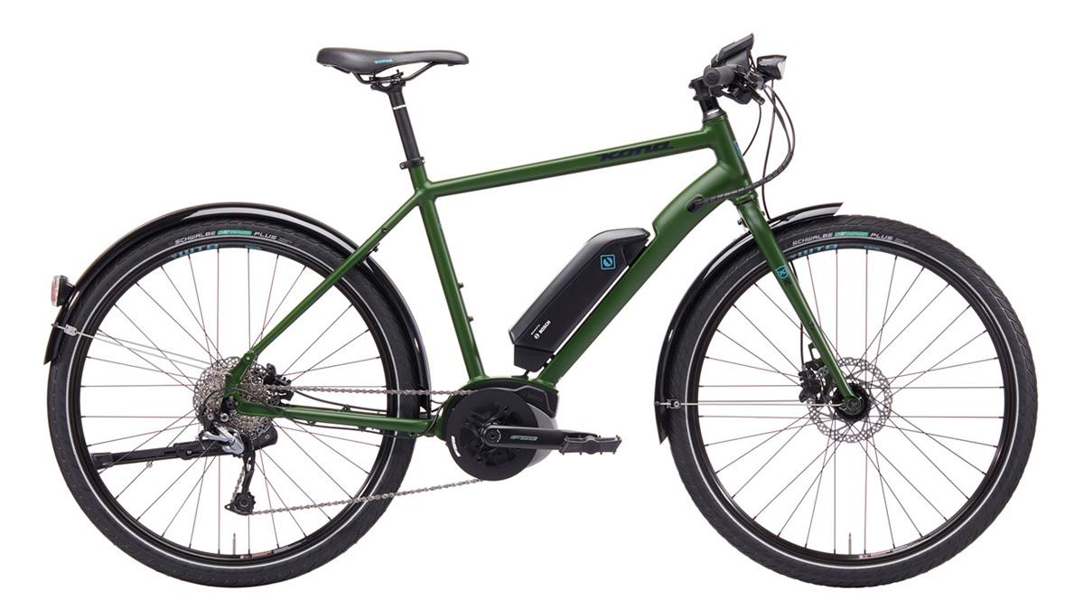 Kona Dew-e electric bike