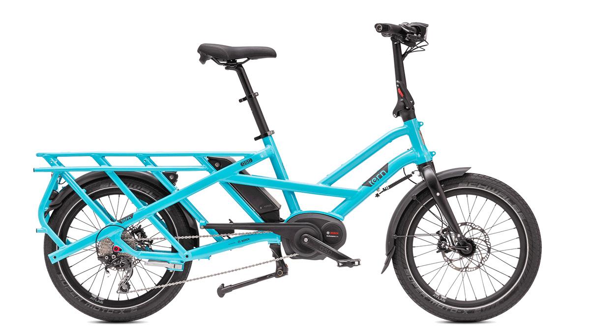 Tern GSD electric bike