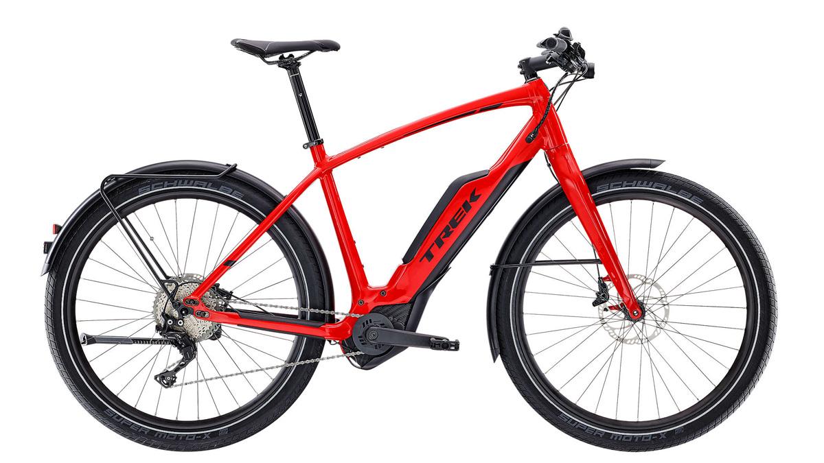 Trek Super Commuter+ 8 electric bike