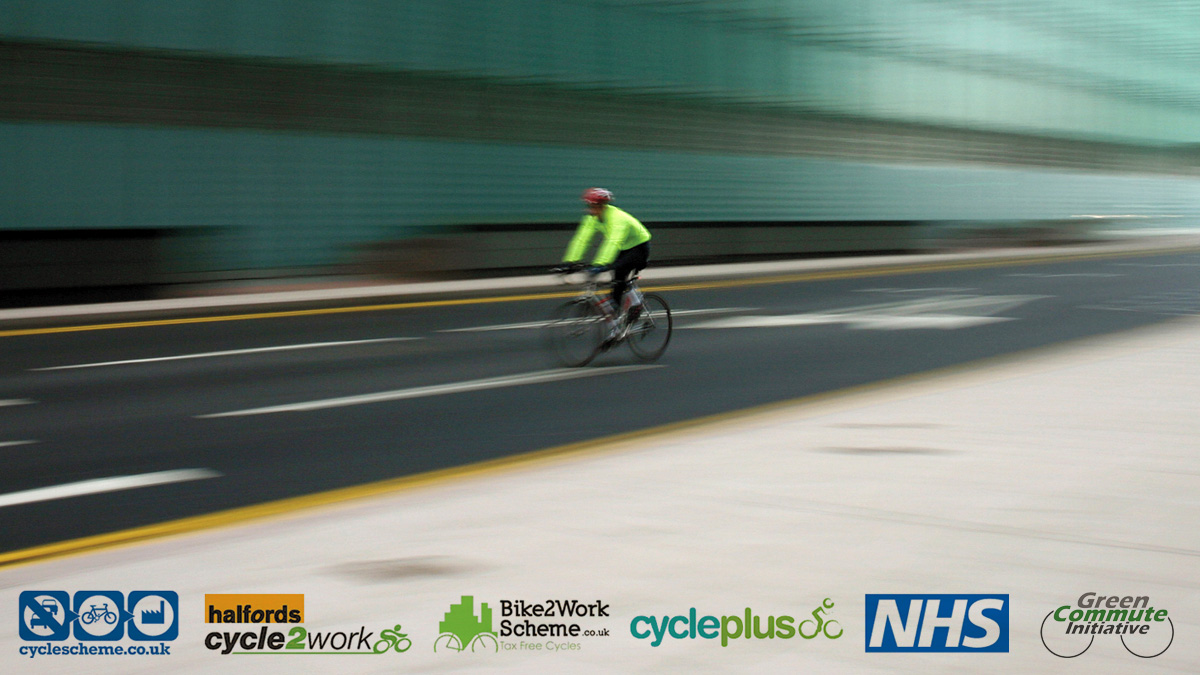 Cycle-to-work schemes at Mud Dock
