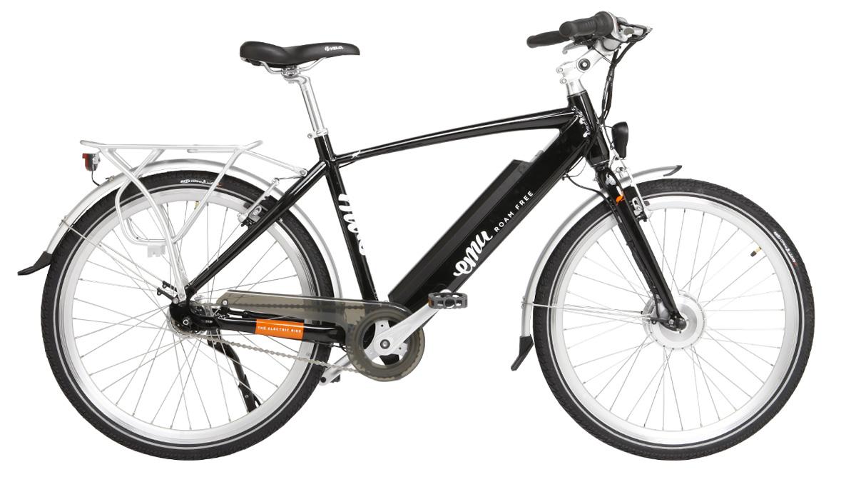 Emu Crossbar electric bike
