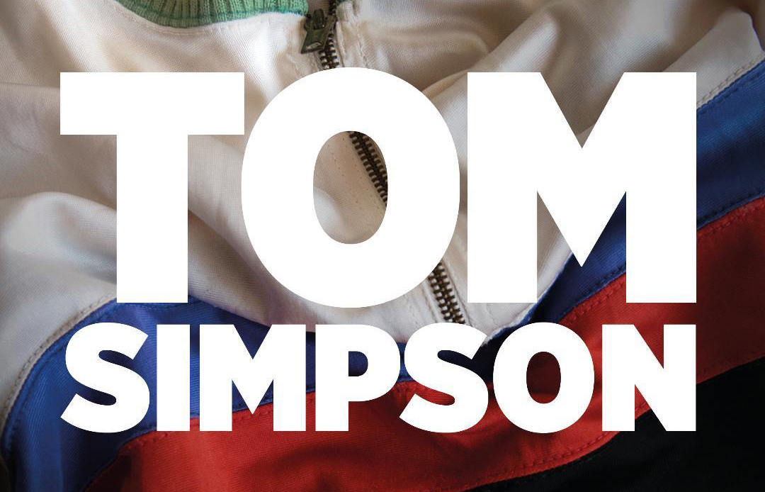 Tom Simpson jersey