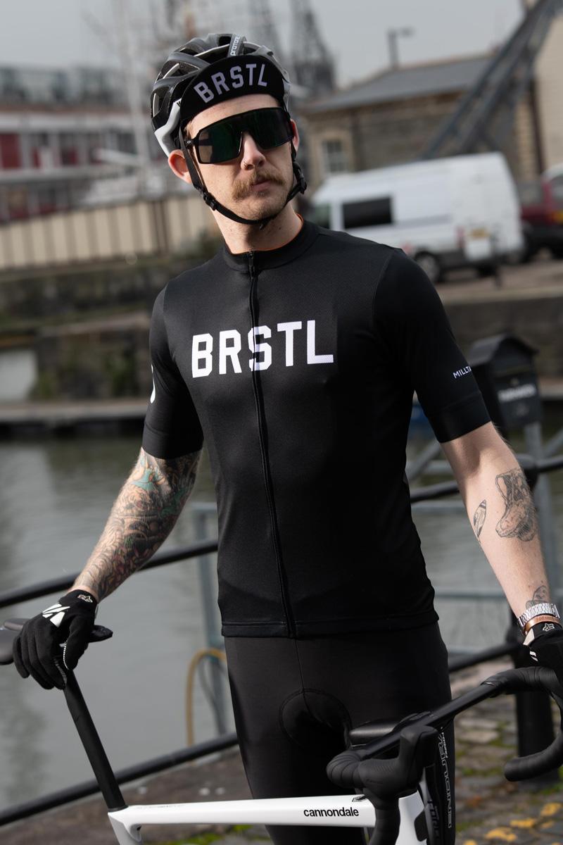 Mud Dock club cycling jersey