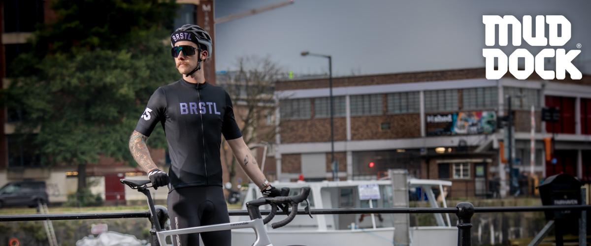 Mud Dock cycling jersey