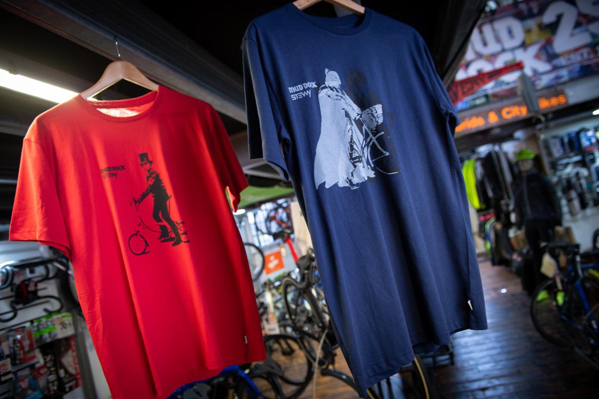 Mud Dock T-shirts