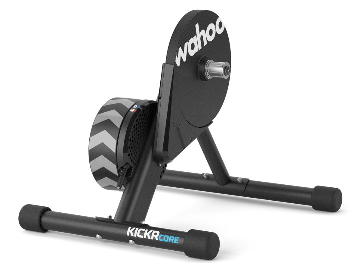 Wahoo Kickr Core indoor bike trainer
