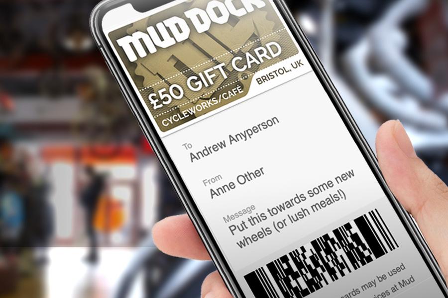 Mud Dock Gift Card