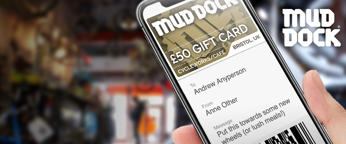 Mud Dock Gift Card