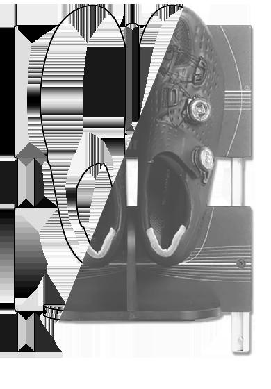 Mud Dock shoe cleat adjustment